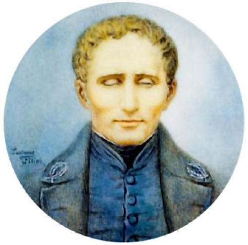 Louis Braille Picture