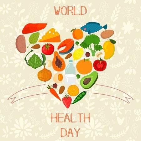 World health day heart
